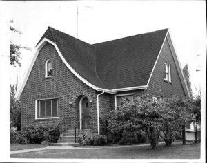 Burr House