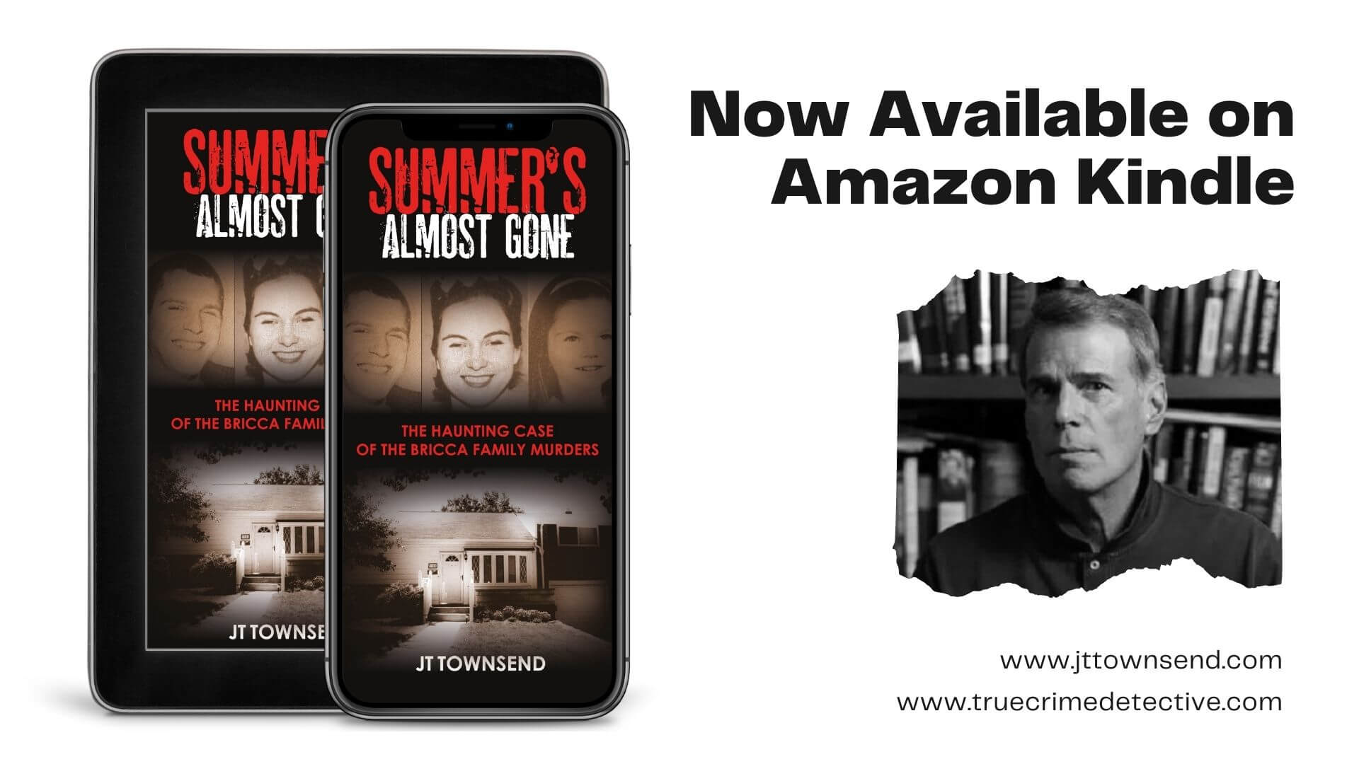 Summer's Almost Gone on Kindle